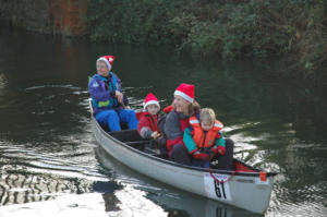 Boxing Day Paddle
