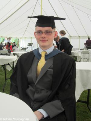 Peter's Graduation