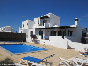Holiday villa - Lanzarote