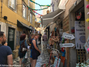 Shopping in Sintra