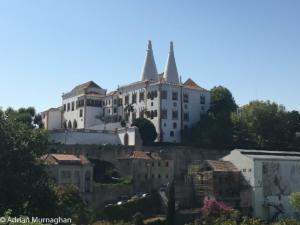 Palace at Sintre