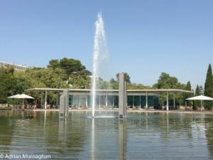 Edward VII Park Lisbon