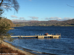 New Year at Lake Coniston