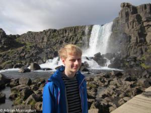 Matthew, Pingvellir, Iceland